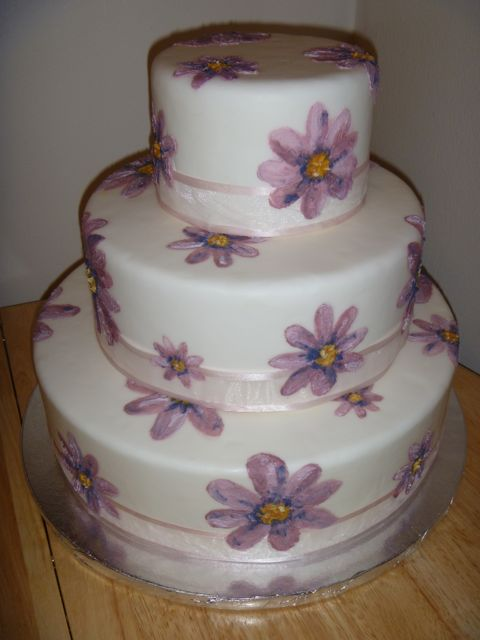 purpleflowercake